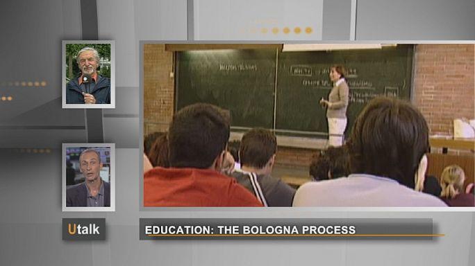 مرسوم بولونيا ساعد آلاف الطلاب من متابعة