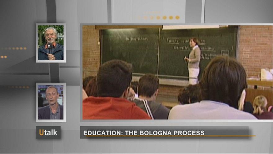 Kosten-Nutzen-Verhältnis beim Bologna-Prozess