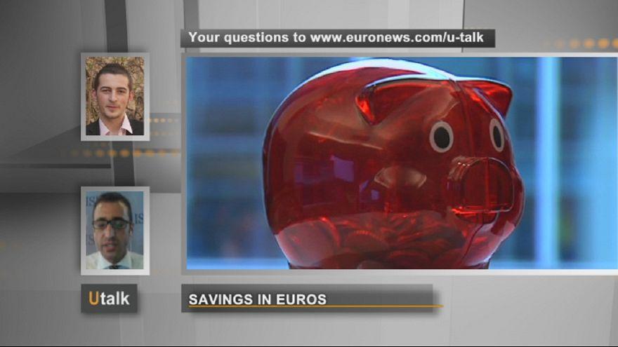 Avrupalı tasarruf sahipleri endişeli