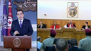 Tunisian court gives Ben Ali life