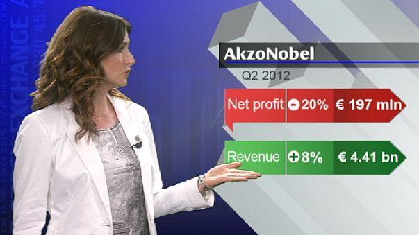 Las pinturas de Akzo Nobel resisten subiendo los precios