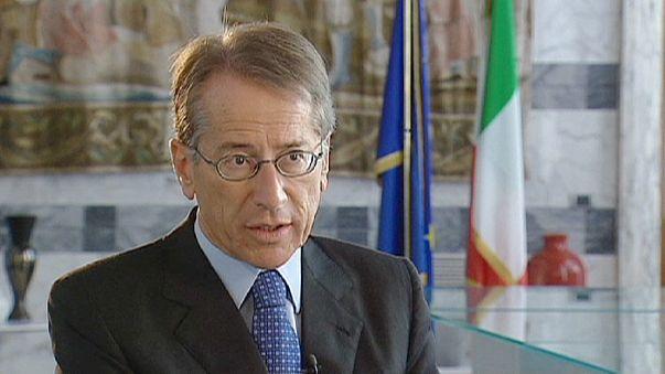 Giulio Terzi: l'Italia vuole un rafforzamento europeo a tutti i livelli