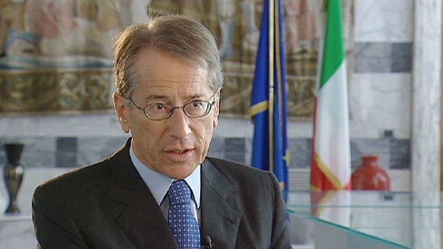 """""""Avrupa entegrasyonunun her alanda kuvvetlendirilmesine İtalya derinden inanıyor"""""""