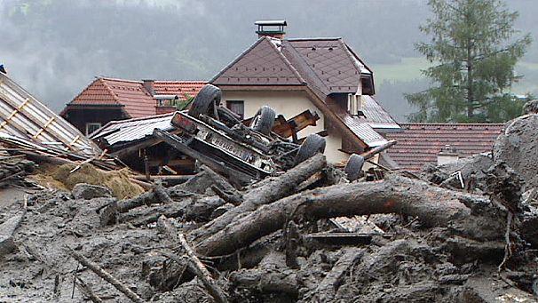 Image d'illustration pour Inondations en Europe Centrale et crue du Rhin
