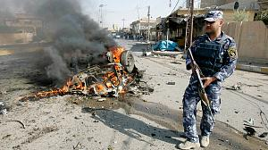 Deadly series of attacks across Iraq