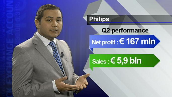 Philips Avrupa piyasalarındaki akıntıya kapılmadı