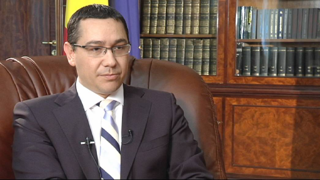 """Victor Ponta:""""La Romania vive un conflitto politico, ma è una democrazia europea"""""""