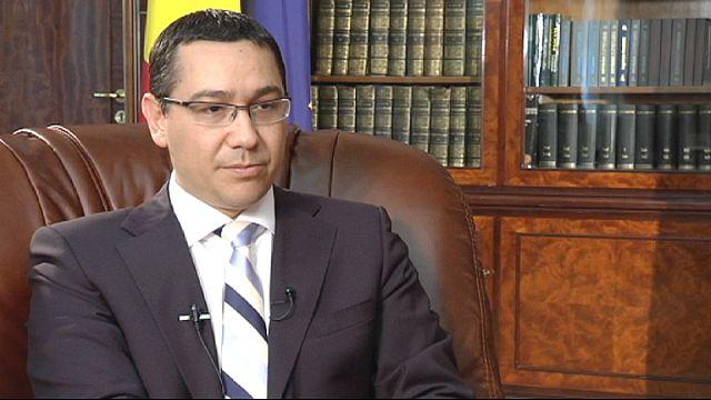 Victor Ponta: 'Romania is a democracy'