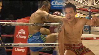 Muay Thai boksu: Sekiz uzuv sanatı