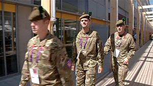 More troops deployed to protect London Olympics