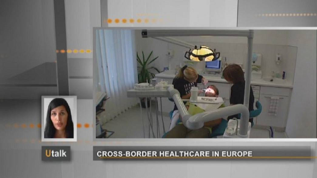 Asistencia sanitaria en el extranjero