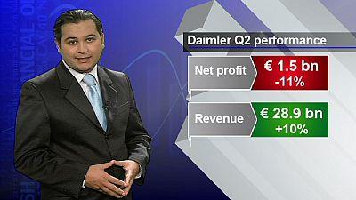 Daimler luta pela liderança do mercado dos carros de luxo