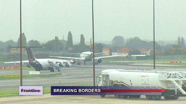 """Schengen en """"On the frontline"""""""