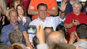 Romney starts European tour