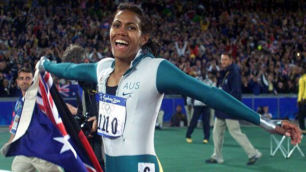 Looking back at the Olympics: Sydney 2000