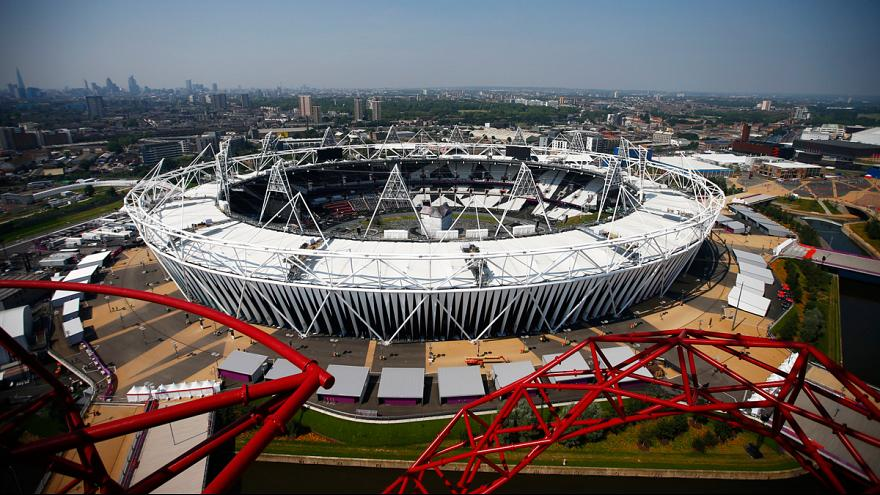 London 2012: The changing face of the Olympics