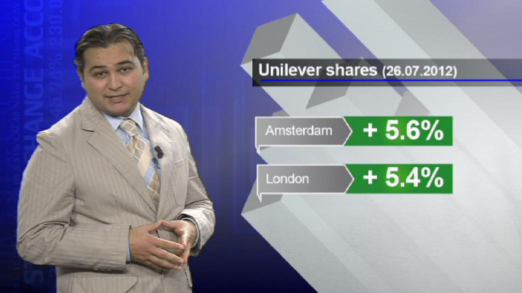 Unilever in linea con le previsioni