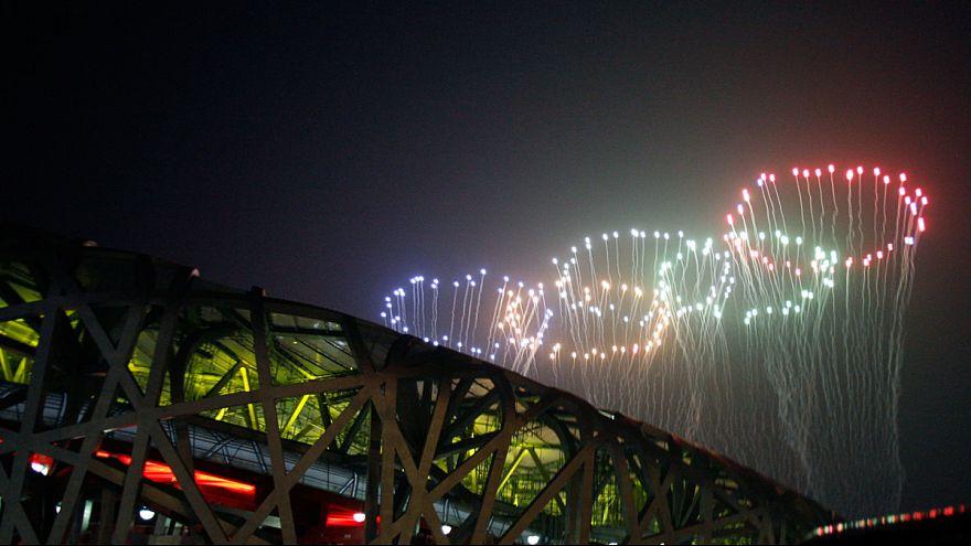 Regreso a los Juegos Olímpicos: Atenas 2004 y Pekín 2008