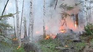 Fires continue to rip through Siberia