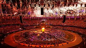 'Magic', 'rock'n'roll', 'slightly insane': Olympic ceremony views