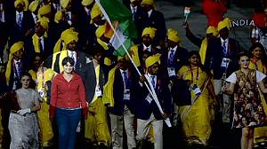 "India angered over Olympic ""embarrassment"""
