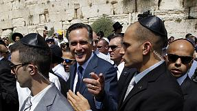 Romney's Jerusalem comments harm peace, say Palestinians
