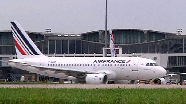 Air France suffers net loss