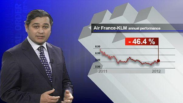 Акции Air France-KLM взлетели на 18%