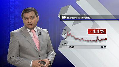 BP profits plunge on massive writedown