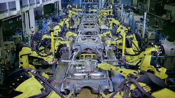 Eurozone factory downturn worsens