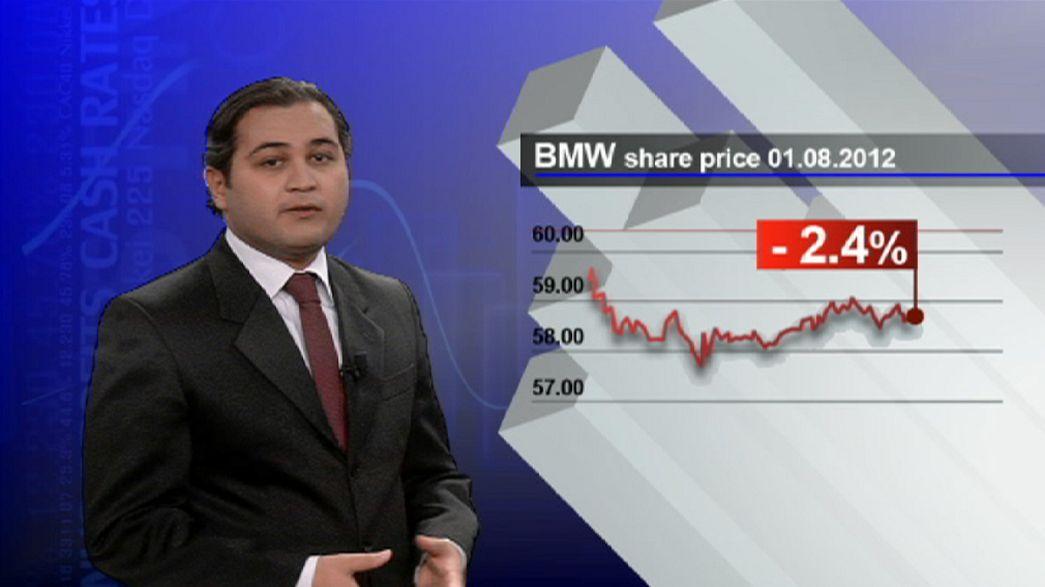 BMW traverse bien la crise mais doit réduire ses bénéfices