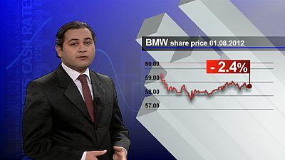 Bmw: fatturato in crescita, utili in calo