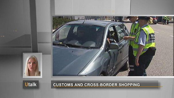 Transporte de bens em viagem pelos países da UE