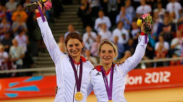 Erst Silber, dann Gold für deutsche Bahnrad-Sprinterinnen