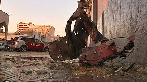 Car bomb in Libya capital Tripoli, little damage