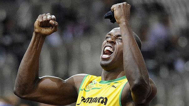 London 2012: Magic Murray and the lightning Bolt shine on day nine