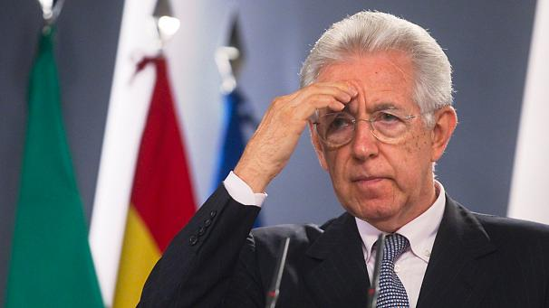 Monti seeks urgent action