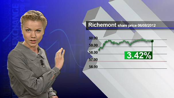 Profits jump forecast from Richemont