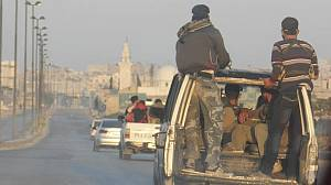 Aleppo: Living in a city at the core of a conflict