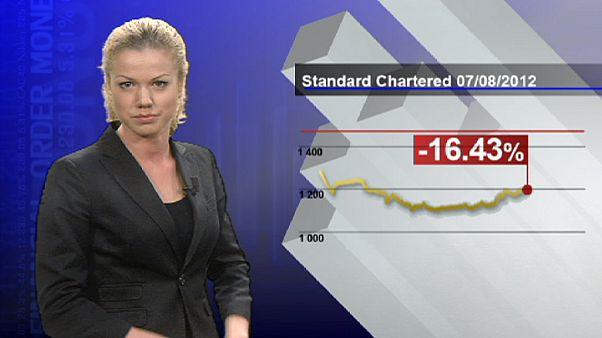 Standard Chartered crolla a Londra