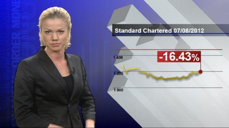 Standard Chatered, en apuros en Estados Unidos