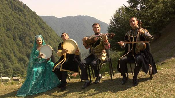 Gabala festival where music hits a peak