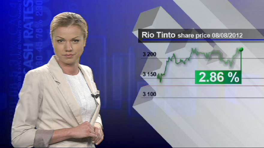 Investors dig Rio Tinto despite profit drop