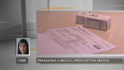 Getting a medical prescription filled abroad