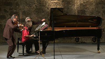 Una sera in Provenza sulle note di Schumann e Beethoven