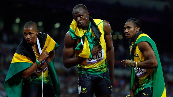 London 2012: Bolt wins double-double