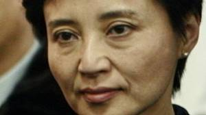 China: politician's wife 'admits' UK businessman murder