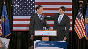 Romney chooses Paul Ryan as presidential running partner