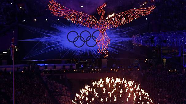 The Olympics as an economic measuring stick