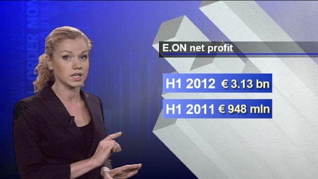 L'énergéticien allemand EON triple ses profits